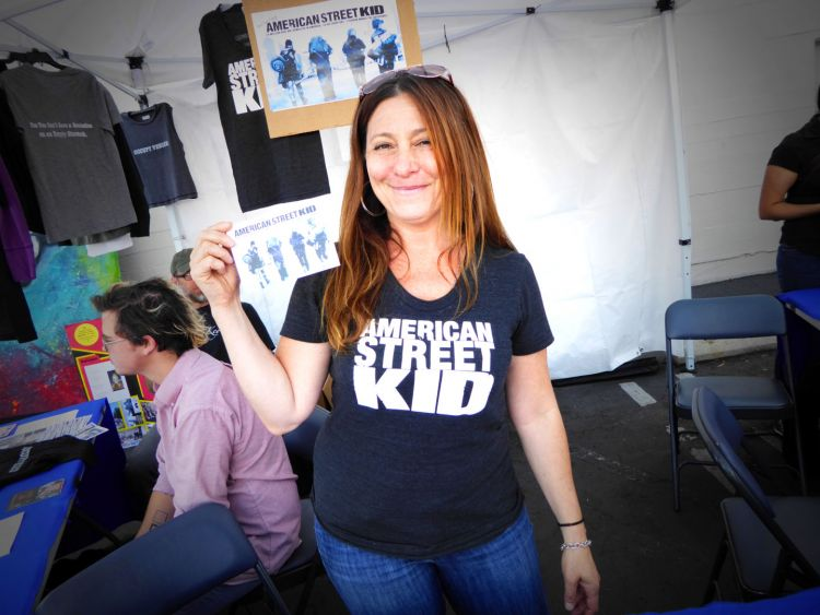 Michelle Kaufer, the producer of American Street Kid